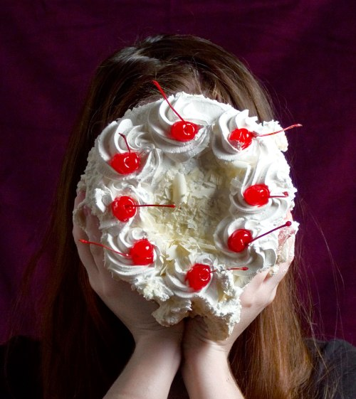 "Head (Dessert), from ""Heads"" Series, 2015"